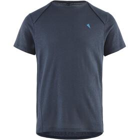 Klättermusen Vile t-shirt Heren, storm blue